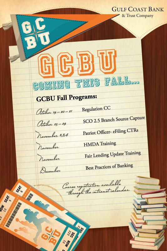 Gulf Coast Bank University